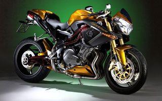 Фото бесплатно мотоцикл, колеса, выхлоп