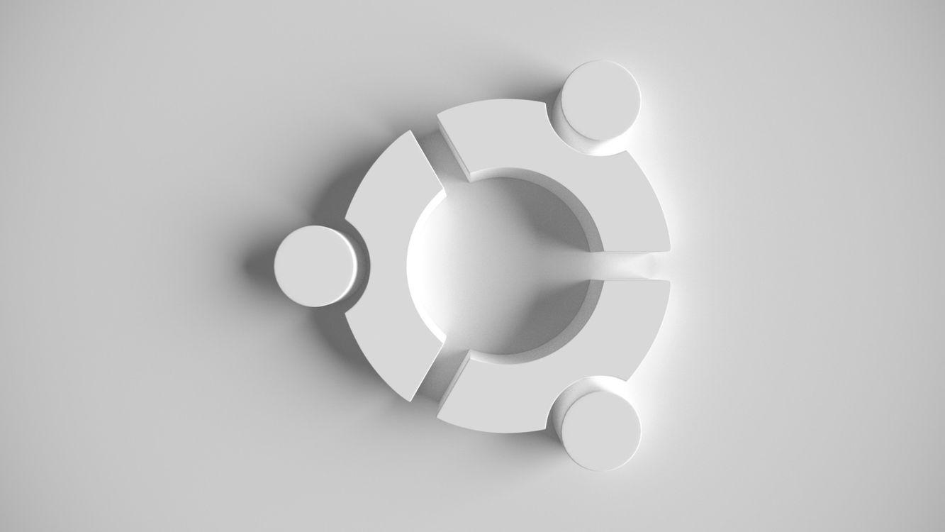 Фото бесплатно обои, заставка, фон, серый, белый, узор, рисунок, графика, изображение, круги, абстракции, разное, разное