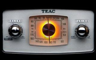 Фото бесплатно радиоприемник, табло, цифры