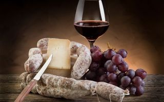 Фото бесплатно сыр, разный, бокал