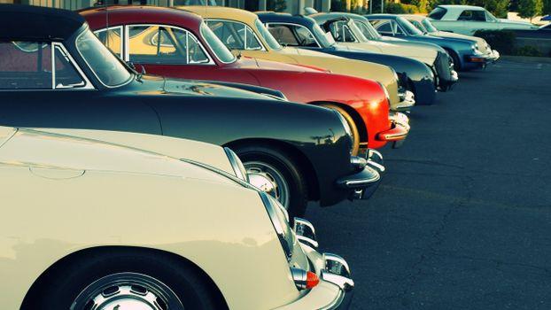 Фото бесплатно автомобили, багажник, колеса