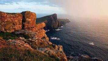 Photo free nature, shore, rocks