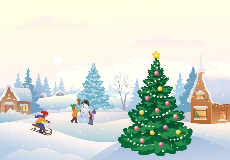 Фото бесплатно new year, рождество, новый год - на рабочий стол