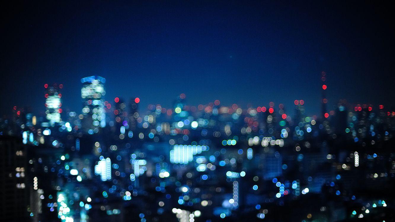Фото бесплатно город, дома, высотки - на рабочий стол