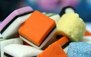 Бесплатные фото конфеты,сладость,сахар,сладкое,десерт,оранжевый,цвет