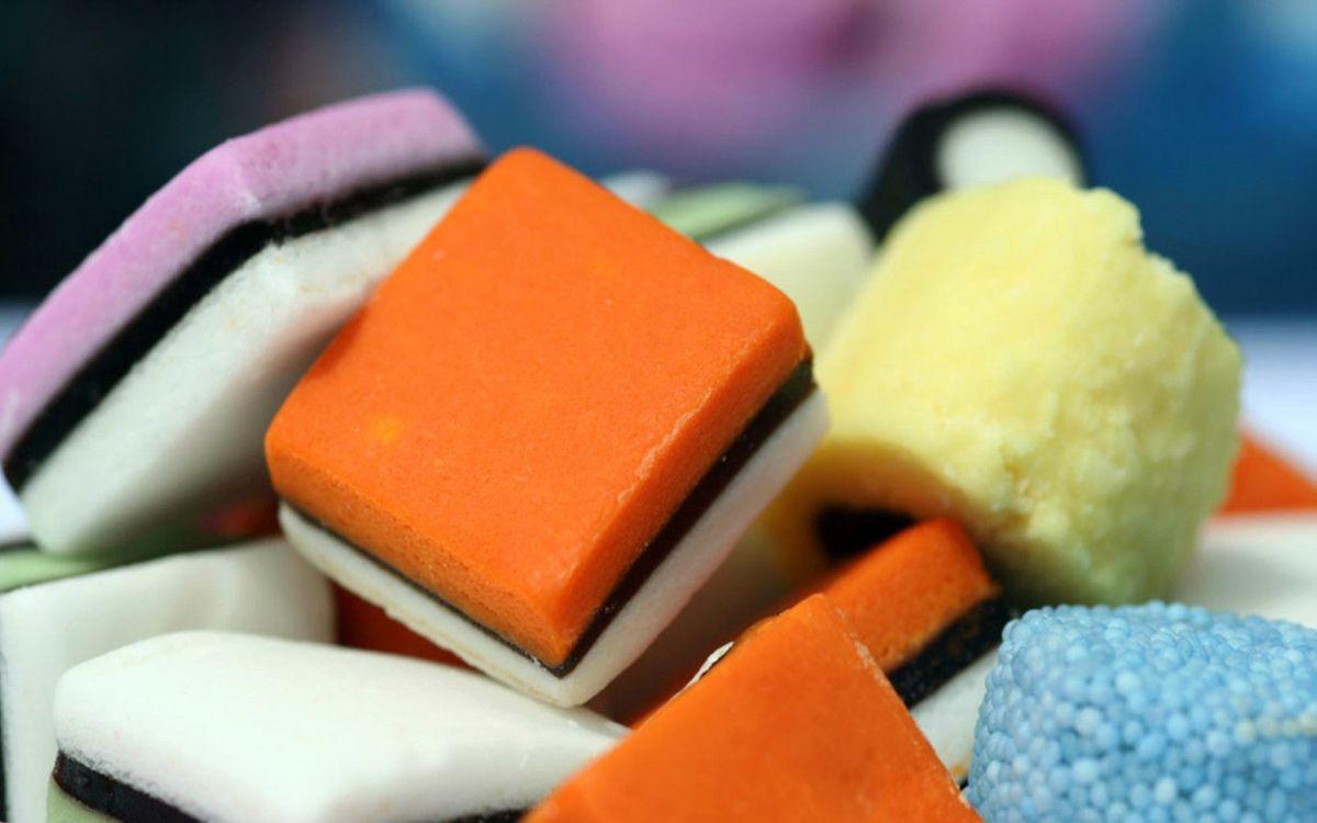 Обои конфеты, сладость, сахар картинки на телефон