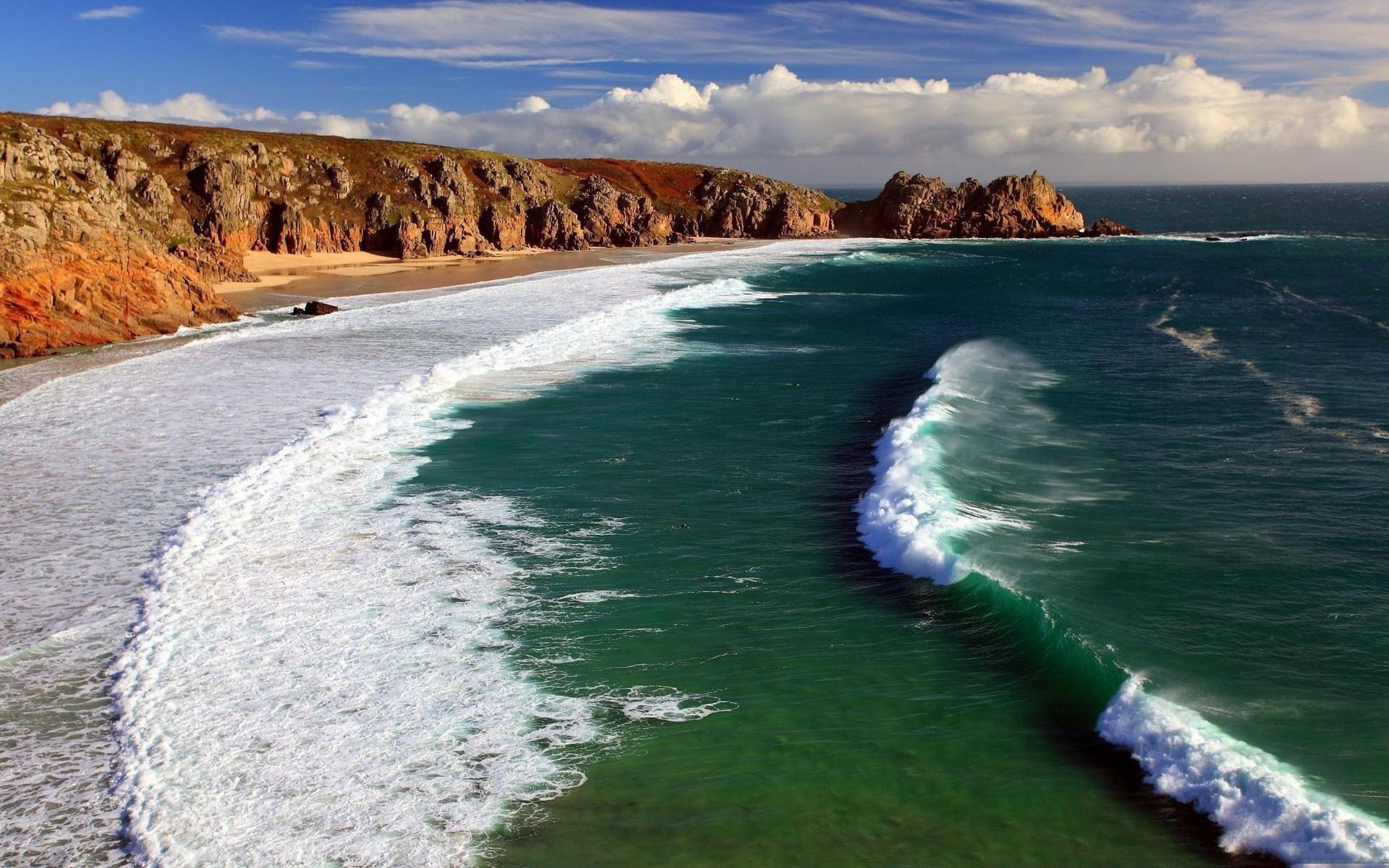 красивые фото океана с побережьем решили переночевать