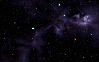 Фото бесплатно небо, звезды, галактика, планеты, созвездия, космос
