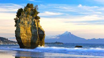 Photo free nature, sea, rock