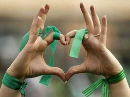 Фото бесплатно руки, символ, сердце
