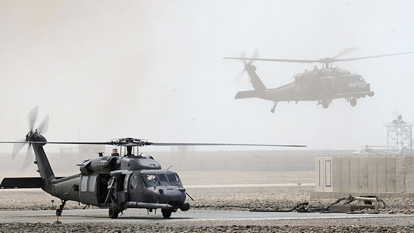 Sikorsky HH-60 Pave Hawk · бесплатное фото