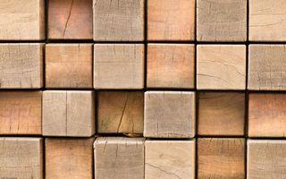 Бесплатные фото бруски,деревянные,кубики,трещины,узоры,щели,текстуры
