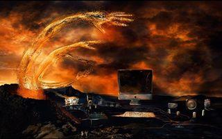 Фото бесплатно разное, абстракция, облака