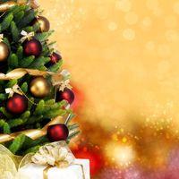 Бесплатные фото новый год,новогодние обои,украшения,Рождество,фон,дизайн,ёлка