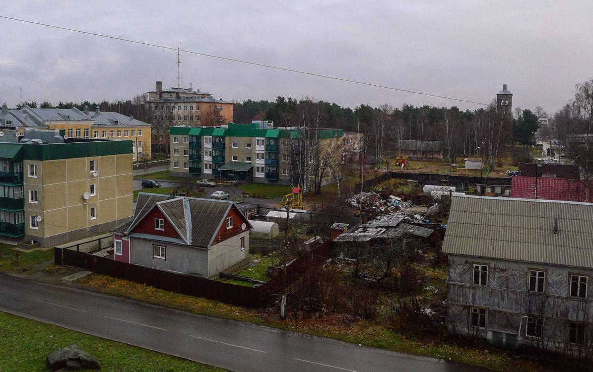 Фото бесплатно Приозерск, дома, новостройки - на рабочий стол