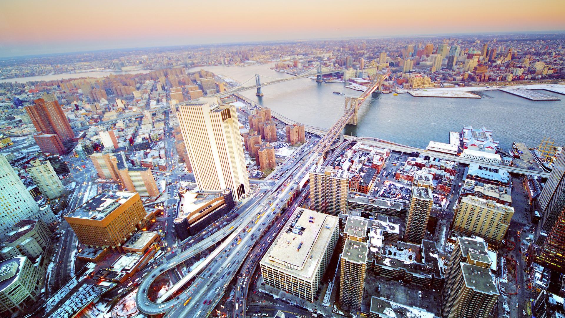 река, мосты, улицы