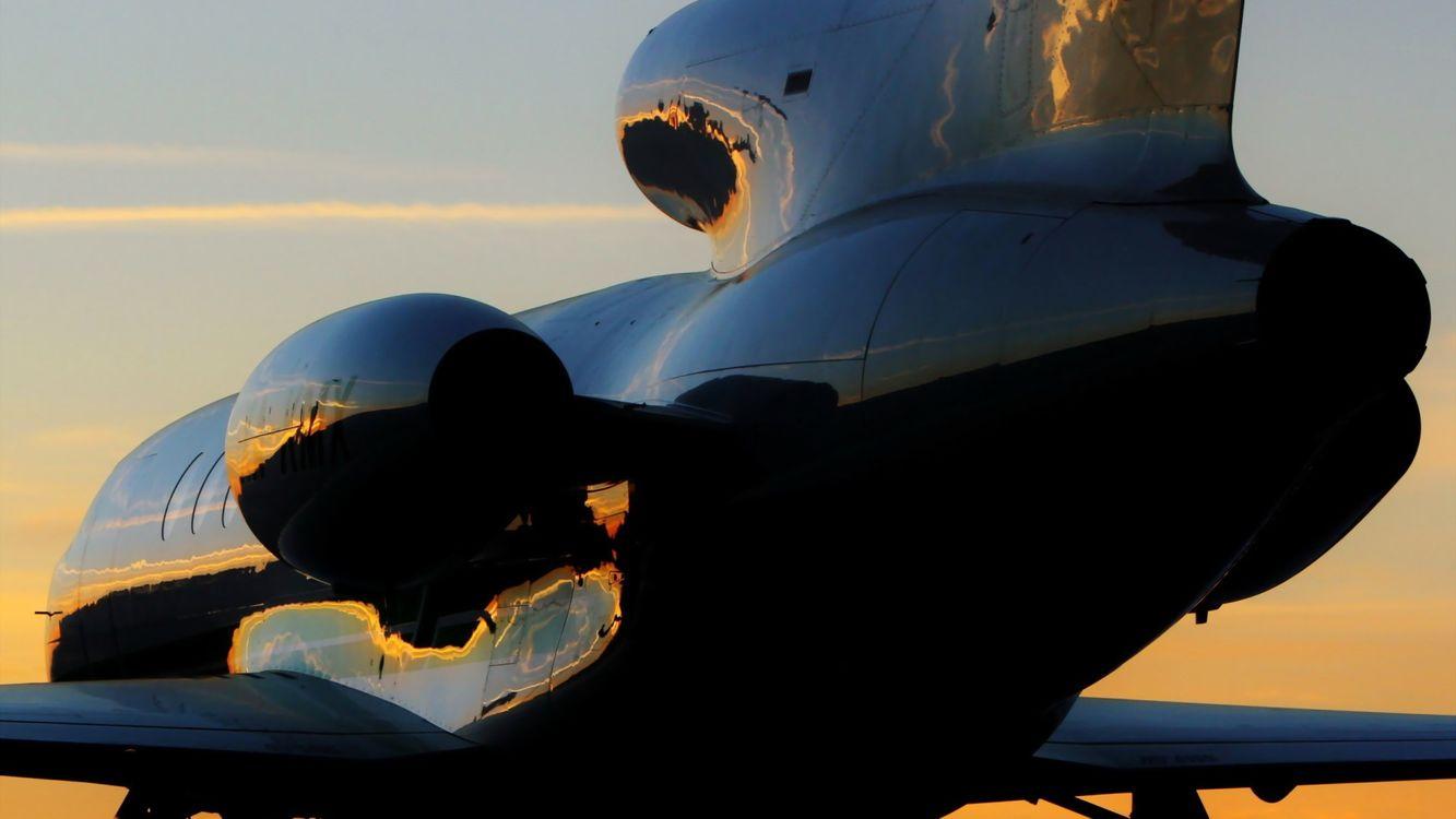 Фото бесплатно аэродинамика, хвост, авиация - на рабочий стол