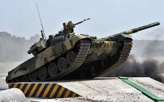 Фото бесплатно танк, прицел, гусеница