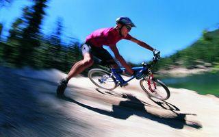 Фото бесплатно велоспорт, велосипед, гонка