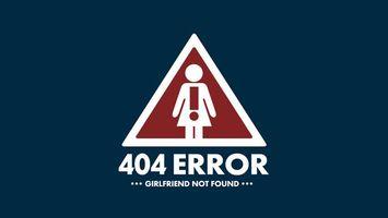 Бесплатные фото 404,ошибка,знак,человек,девушка,треугольник,фон