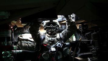 Бесплатные фото lamer,танкист,в танке,экипировка,ситуации