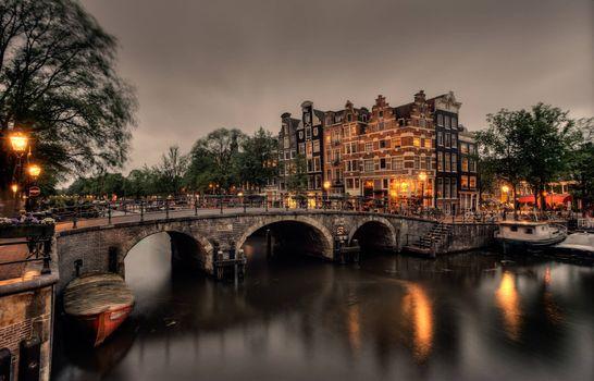 Заставки панорама, расположенная в провинции Северная Голландия, Голландия