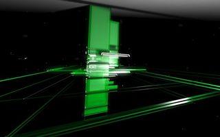 Бесплатные фото линии,цвет,зеленый,фон,черный,графика,рисунок
