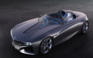 Заставки bmw, vision, connecteddrive