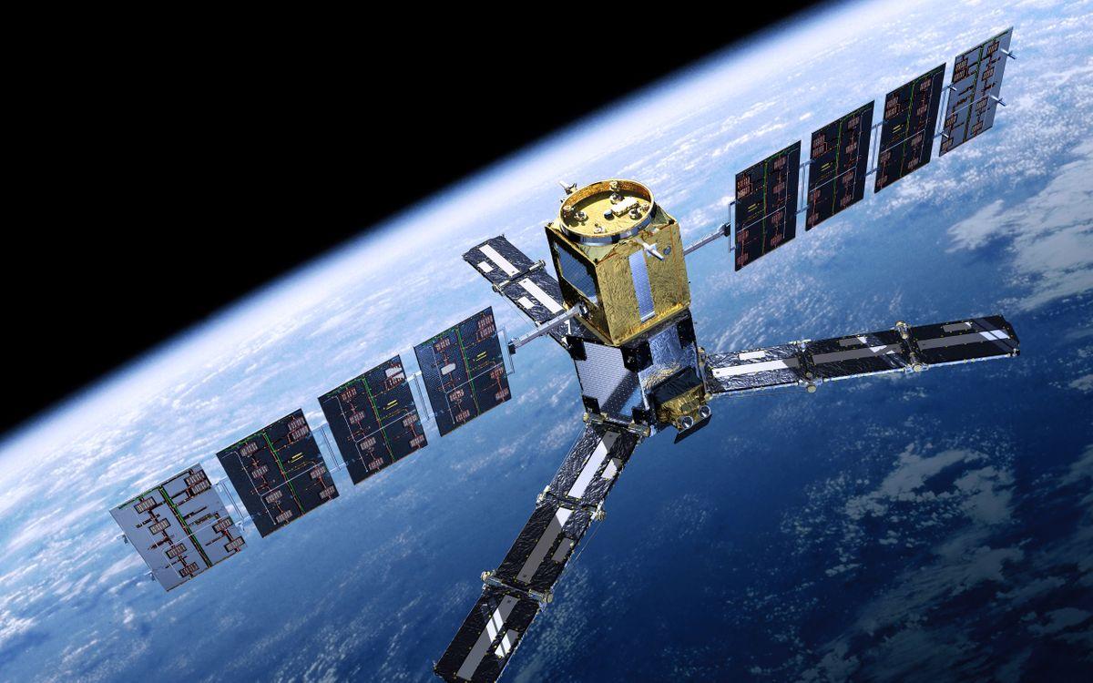 Фото бесплатно космос, планета, спутник, разное - скачать на рабочий стол