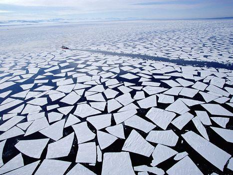 Бесплатные фото лід,корабель,пливе,океан,один,вода,пейзажи,разное