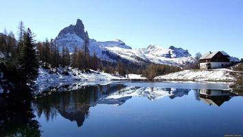 Фото бесплатно горы, природа, камни