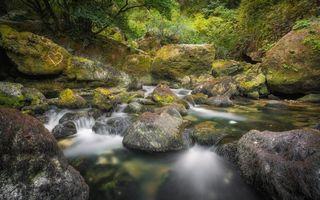 Фото бесплатно рисунок, природа, камни