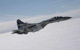 Фото бесплатно пилот, шасси, небо