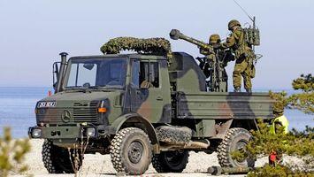 Photo free soldiers, gun, machine