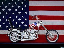 Бесплатные фото сша,флаг,красивый,бак,руль,колеса,путешествия