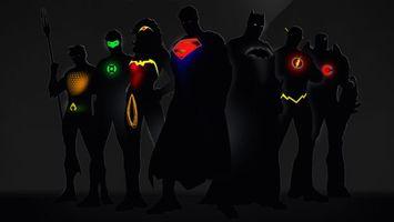 Фото бесплатно супер, герои, бэтмен