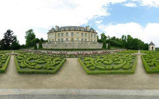 Бесплатные фото имение,дом,деревья,цветы,ландшафтный дизайн