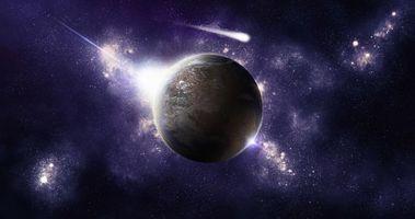 Бесплатные фото космос,планеты,вселенная