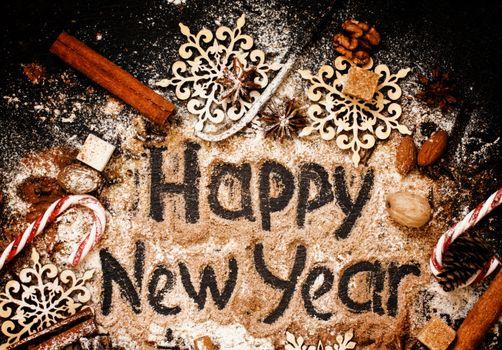 Сладкий новый год