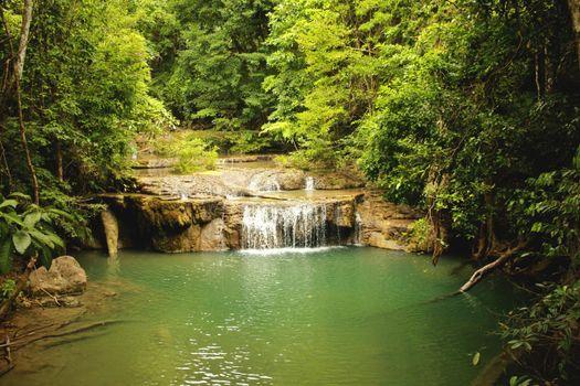 Бесплатно канчанабури, водопад фото телефон на