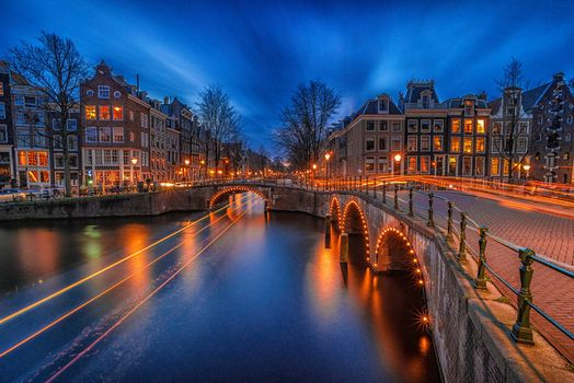 Beautiful photos on the theme of the panorama, amsterdam