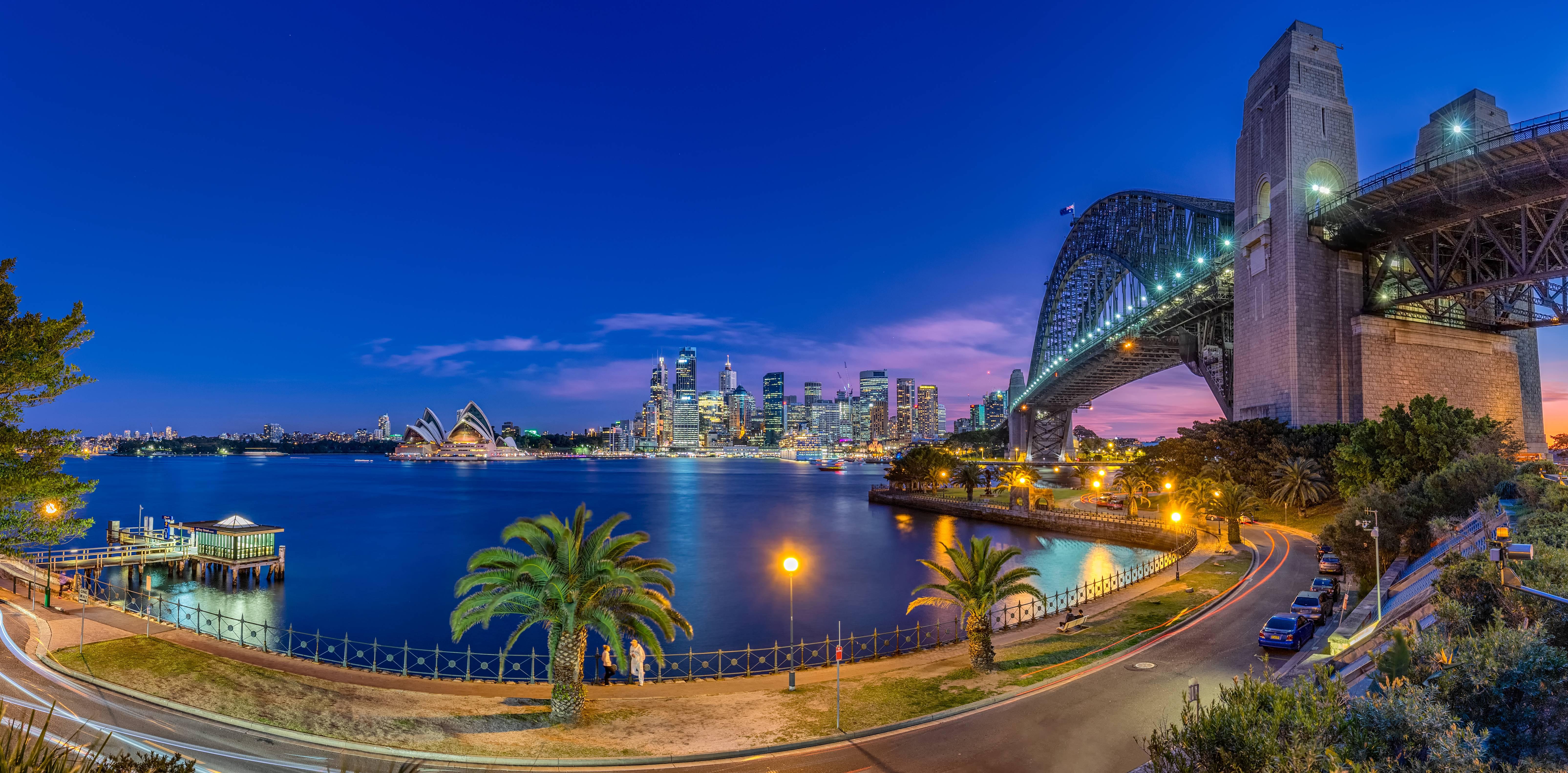 Австралия, Сидней, мегаполис