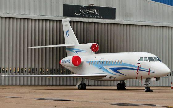 Фото бесплатно крылья, деловая авиация, турбины