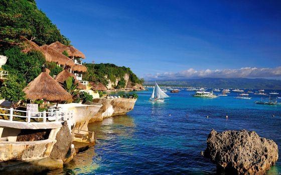 Фото бесплатно лодки, парусники, отдых