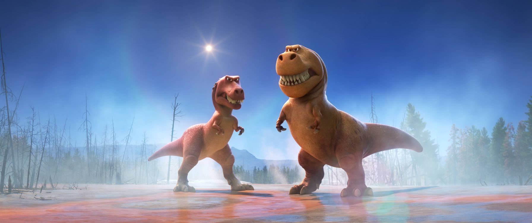 Free photo adventure, A good dinosaur, cartoon - to desktop