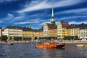 Бесплатные фото Стокгольм,Швеция,город