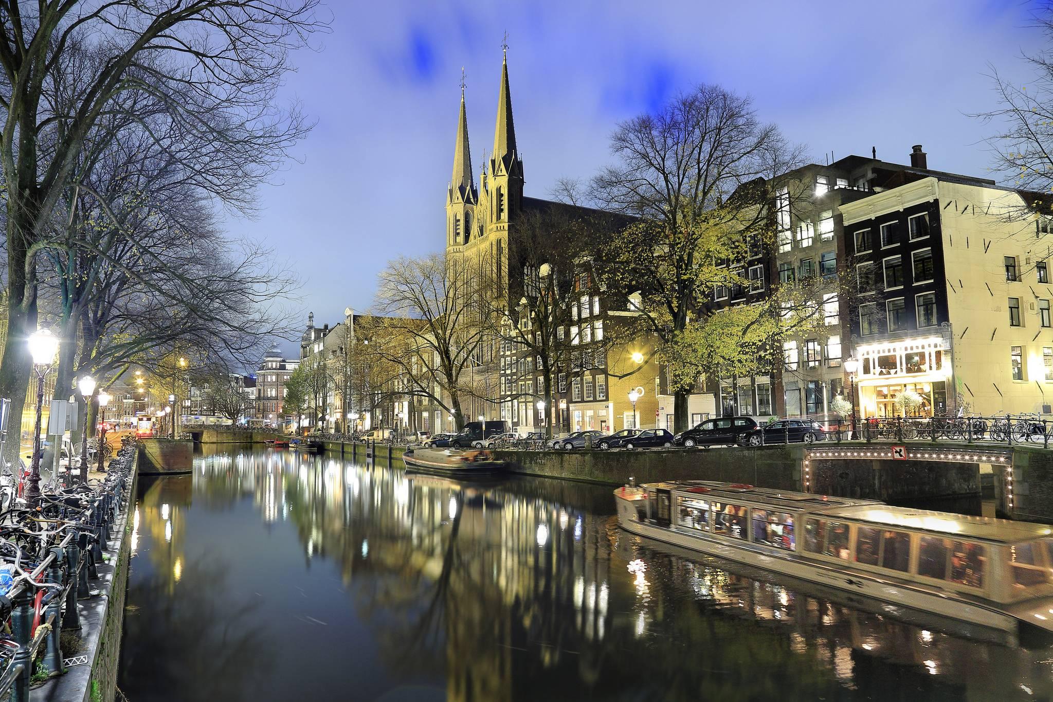 Amsterdam, Амстердам, столица и крупнейший город Нидерландов
