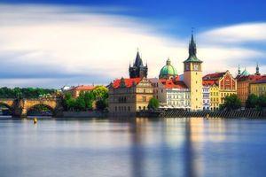 Photo free Prague, Czech Republic, Charles Bridge