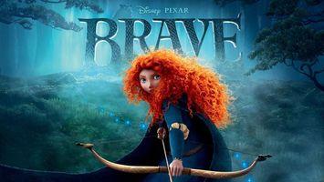 Бесплатные фото brave,храбрая,сердцем,девушка,рыжие,волосы,лук