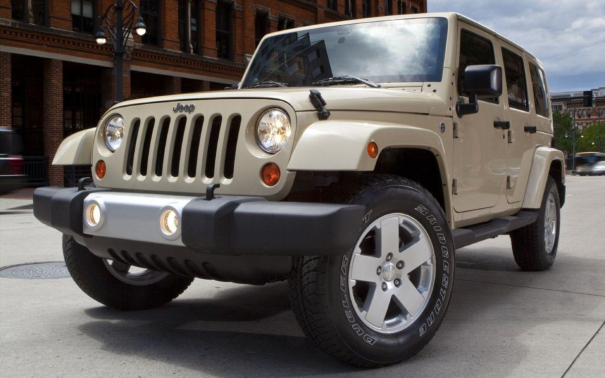Фото бесплатно джип, колеса, фары, диски, шины, небо, машины, машины